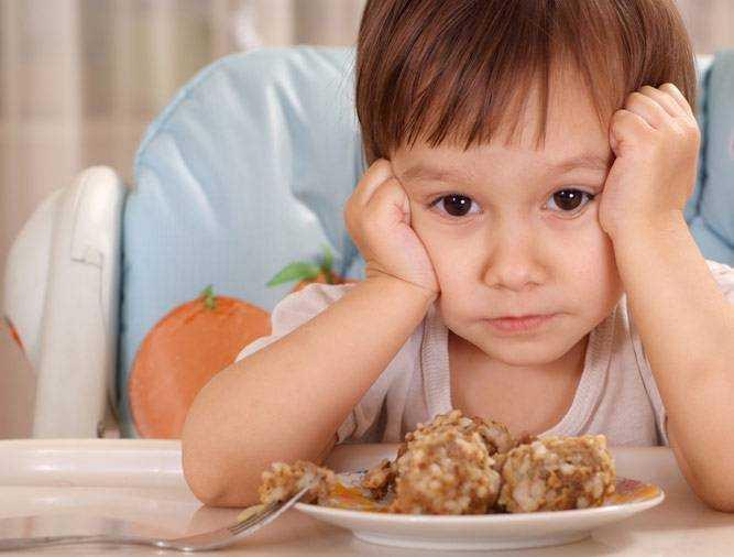4 х разовое питание для детей
