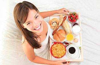 5 разовое питание для детей