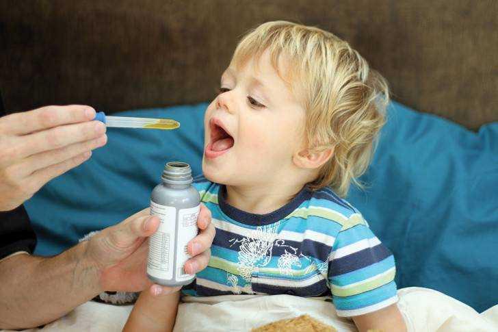 анемия связанная с питанием у детей