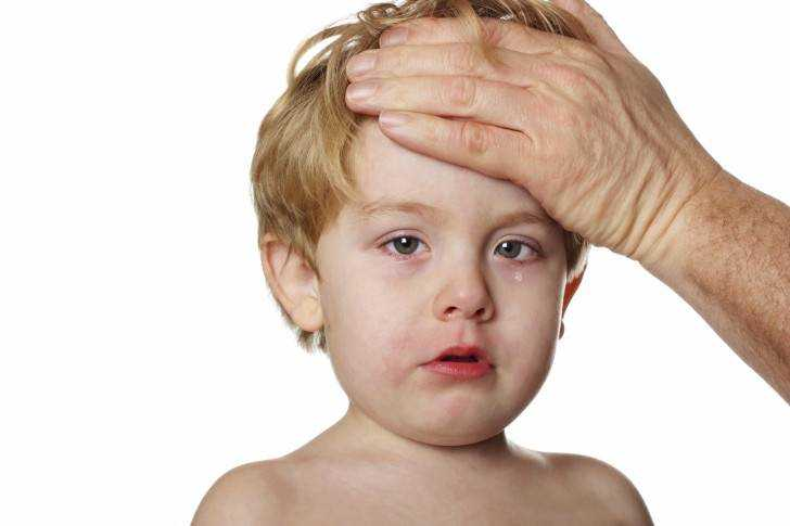ангина у детей симптомы и лечение питание