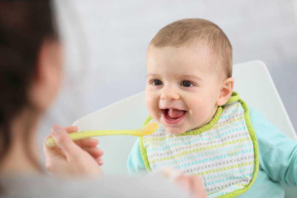 баночное питание для детей