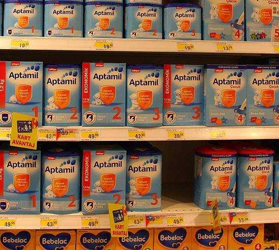 баночное питание для детей в турции