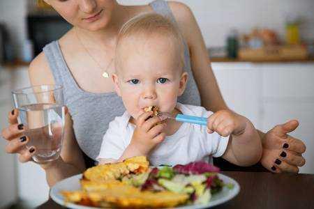 что такое кисломолочные продукты питания для детей раннего возраста