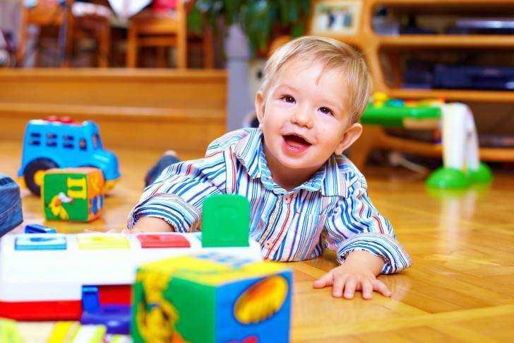 дети 1 год режим дня и питания
