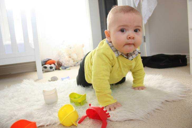 дети 11 месяцев развитие питание