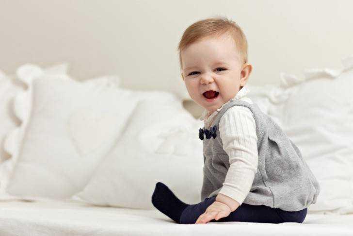 дети 6 месяцев развитие питание