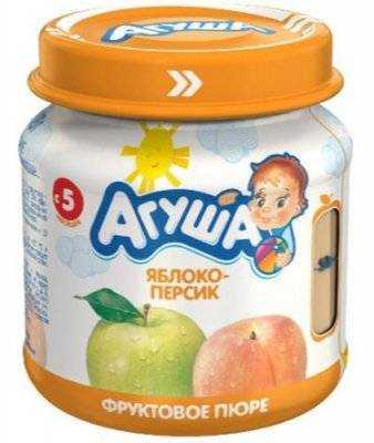 детское питание американское для детей