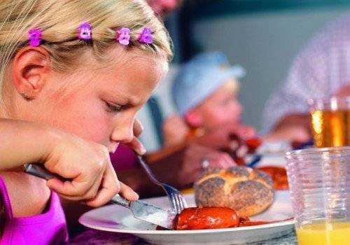 дискинезия кишечника у детей питание