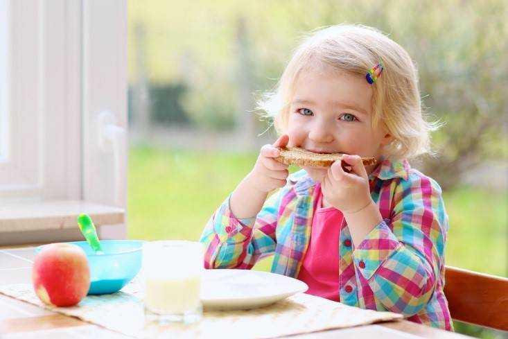 доктор комаровский о здоровом питании детей