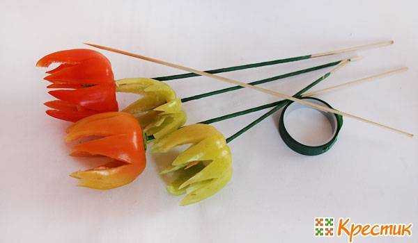 фигурки из продуктов питания для детей