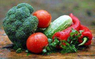 физминутка про продукты питания для детей