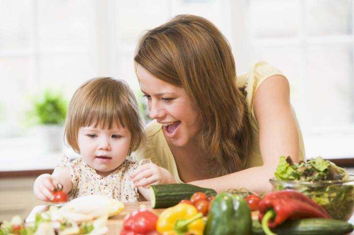гипоаллергенное питание для детей 2 лет