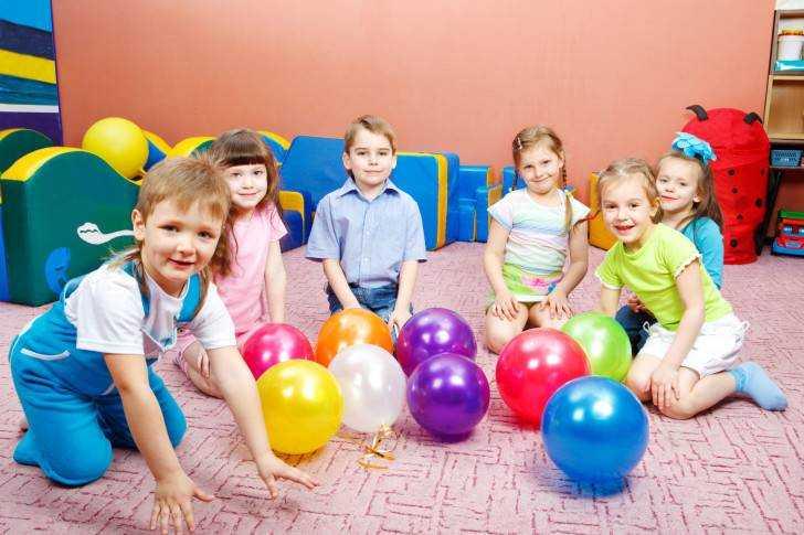график питания детей в группах