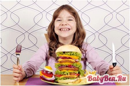 к чему приводит неправильное питание у детей