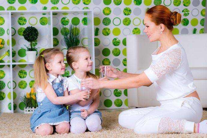 как питание влияет на иммунитет у детей