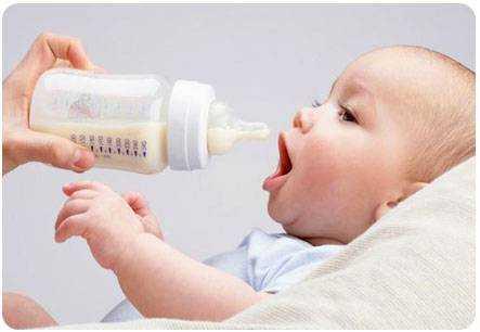 какое питание лучше для детей с 4 месяцев