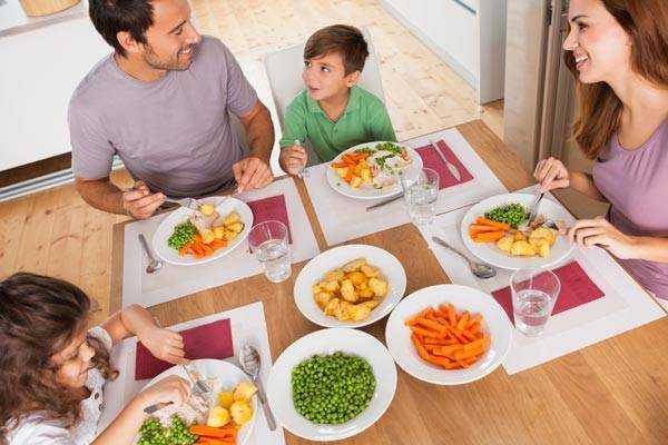 консультация родителям о питании детей