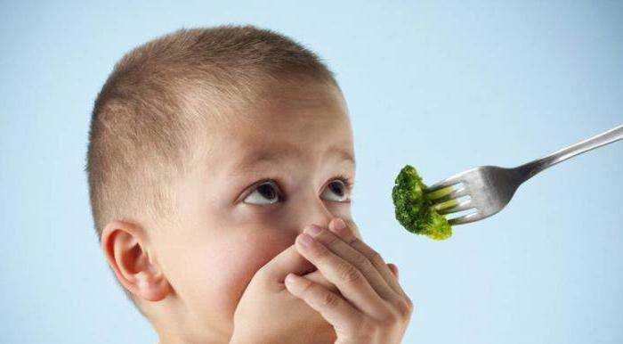 малоежка для детей питание состав с какого возраста