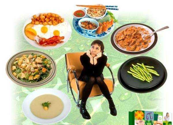 меню правильного питания для детей и взрослых