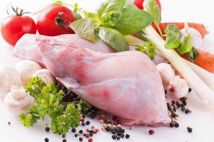 мясные продукты для питания детей