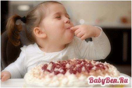 неправильное питание и его последствия у детей