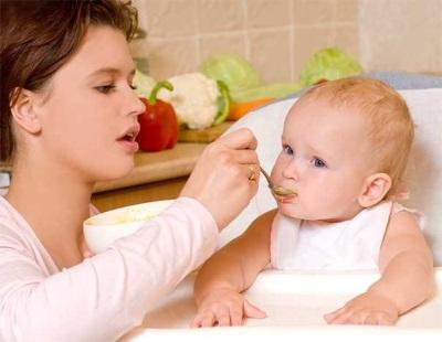 нормы питания детей в 10 месяцев