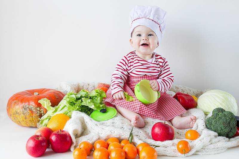 нормы питания для детей 11 месяцев
