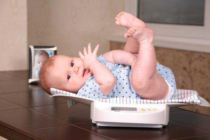 нормы питания для детей 2 месяца