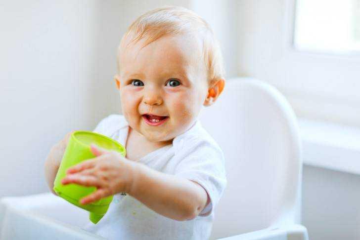 нормы питания для детей 9 месяцев