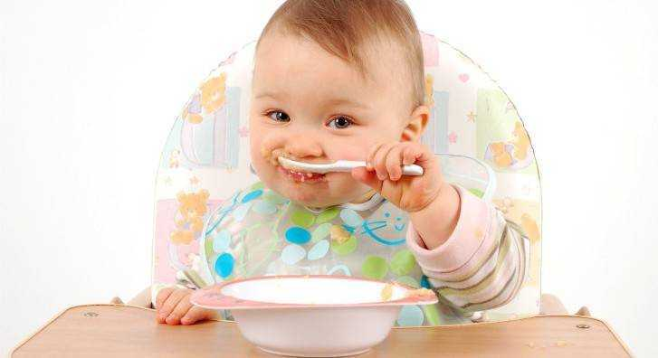 нормы питания для детей после года