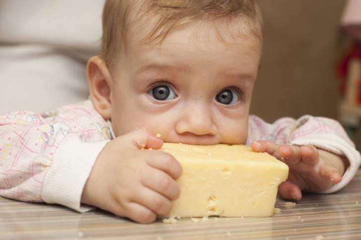нормы потребления продуктов питания для детей 1 года