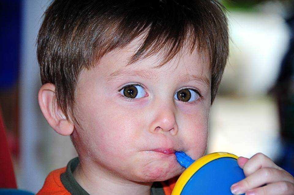 новые технологии в питании детей