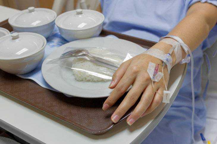 осложнения парентерального питания у детей