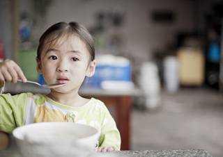 особенности питания детей и взрослых