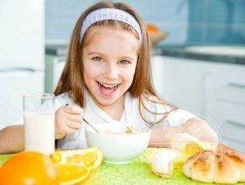 особенности питания детей среднего и старшего школьного возраста