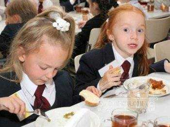 особенности питания детей старшего школьного возраста
