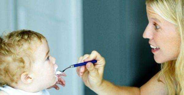 особенности питания детей ясельного возраста
