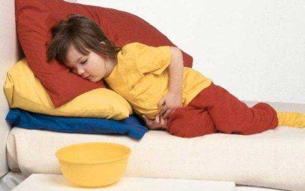отравление продуктами питания у детей