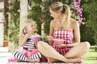 памятка для родителей питание детей