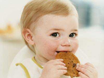 печенье растворимое для питания детей