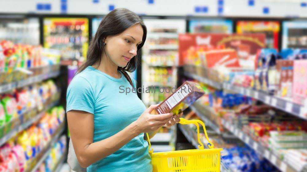 пищевые добавки в продуктах питания детей