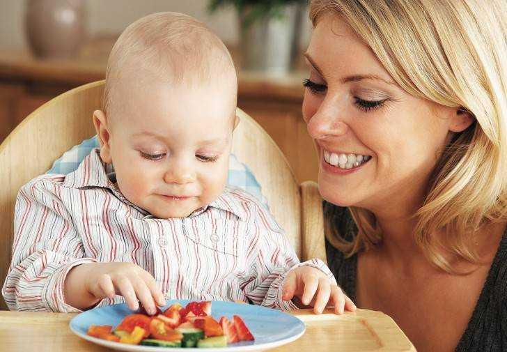 питание детей 1 3 лет