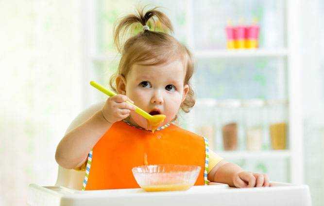 питание детей 2 4 лет