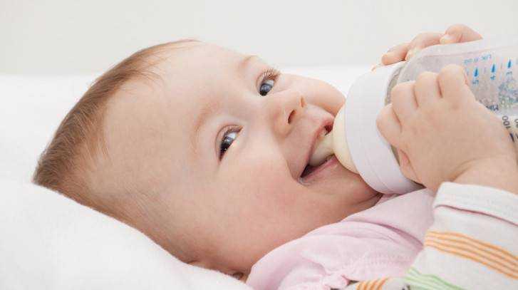 питание детей 6 месяцев на искусственном вскармливании с аллергией