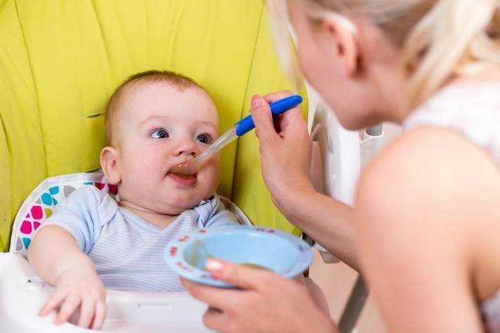 питание детей 7 месяцев комаровский