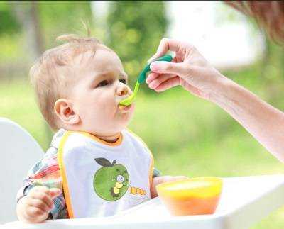 питание детей 8 месяцев комаровский