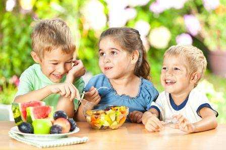 питание детей часто болеющих детей