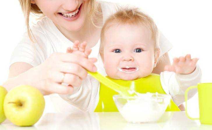 питание детей грудного возраста