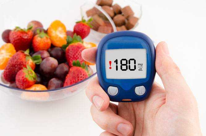 питание детей и подростков с сахарным диабетом