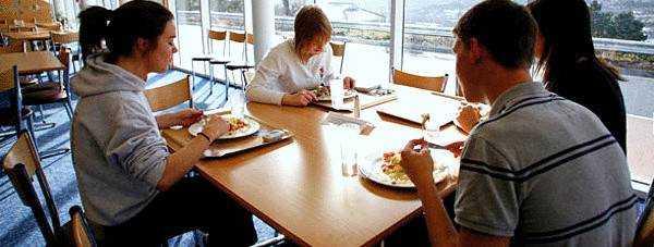 питание детей и подростков студентов